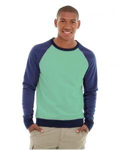 Hollister Backyard Sweatshirt-L-Green