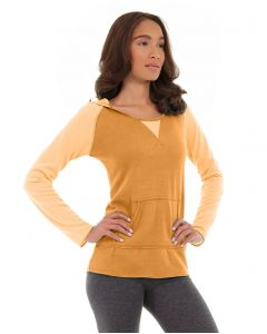 Miko Pullover Hoodie-XS-Orange