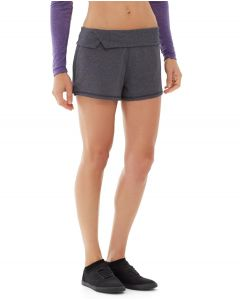 Angel Light Running Short-28-Gray