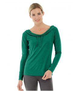 Mona Pullover Hoodlie-XL-Green