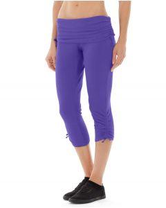 Carina Basic Capri-28-Purple